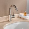 Cadell Single Handle Single Hole Bathroom Faucet