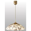Lampex Rossa 1 Light Bowl Pendant