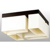 Lampex Stella 4 Light Ceiling Light