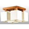 Lampex Arbor 4 Light Ceiling Light