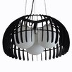 Lampex Design-Pendelleuchte 3-flammig Liwia