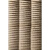 Jaipur Rugs Heighton Ivory/Brown Shag Geometric Area Rug