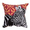 Jaipur Rugs National Geographic Animal Cotton Throw Pillow