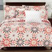 Mytex Home Fashions Carson Geo 5 Piece Comforter Set