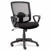 Alera® Etros Series Mid-Back Mesh Swivel / Tilt Office Chair