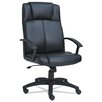 Alera® CL Series High-Back Leather Chair