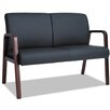 Alera® Reception Leather Guest Chair