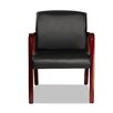 Alera® Reception Lounge Series Leather Guest Chair