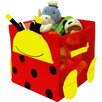 Innovative Home Creations Lady Bug Storage Cube