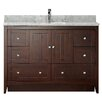 "American Imaginations 47.5"" Single Bathroom Vanity Set"