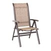 SunVilla Home Florence Folding Dining Arm Chair