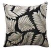 Maison Condelle Adrien Lewis. Leaf Jacquard Pillow