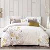 Maison Condelle Adrien Lewis 6 Piece Comforter Set