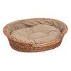 Prestige Wicker Wicker Cat/Small Dog Basket in Natural