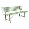 Marstone USA Park Ave Steel Garden Bench