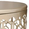 Adeco Trading 2 Piece Nesting Tables