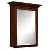 "Sunnywood Grand Haven 26.75"" x 35.5"" Surface Mount Medicine Cabinet"