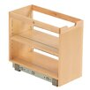 Ornamental Mouldings FindIT Kitchen Storage Organization Base Pullout Cabinet