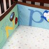 Baby's First by Nemcor Alphabet Nursery Versatile Bumper