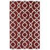 Kaleen Revolution Red/White Area Rug