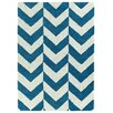 Kaleen Trends Blue & White Area Rug