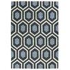 Kaleen Spaces Handmade Charcoal Area Rug