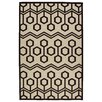 Kaleen Five Seasons Brown/Cream Indoor/Outdoor Area Rug