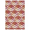 Kaleen Escape Multi-colored Indoor/Outdoor Area Rug