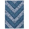 Kaleen Matira Blue Indoor/Outdoor Rug
