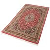Parwis Indo Royal Bidjar Red Rug