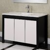 "InFurniture WB 47"" Single Bathroom Vanity Set"