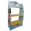 Fantasy Fields by Teamson Pirate Children's 106.05cm Bookcase
