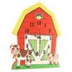 Fantasy Fields by Teamson Happy Farm Wall Clock
