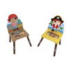 Fantasy Fields by Teamson Pirate 2 Piece Chair Set