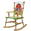 Fantasy Fields by Teamson Happy Farm Rocking Chair