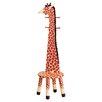 Teamson Kids Garderobe Giraffe High