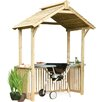 Forest Garden Garden Barbecue Shelter