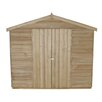 Forest Garden 8 x 12 Wooden Storage Shed