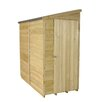 Forest Garden 6 x 3 Wooden Storage Shed