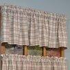 "Curtain Chic Shoreline Plaid 60"" Valance"