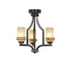 Mariana Home Uptown 3 Light Mini Chandelier