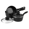 Russell Hobbss 3-Piece Saucepan Set with Lids