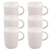 Beau & Elliot Chunky Knit Coffee Mug (Set of 18)