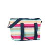Summerhouse Hothouse Stripe Insulated Shoulder Bag