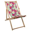 Summerhouse Hothouse Deck Chair