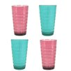 Summerhouse Highball Tumbler Set (Set of 4)