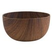 Summerhouse Wood Effect Serving Bowl