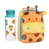 My Little Lunch My Little Lunch Giraffe Insulated Lunch Bag and Hydration Bottle Set