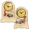 Carrick Design Rome/Paris Arch Clock
