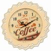 Carrick Design Endless Coffee 32cm Wall Clock